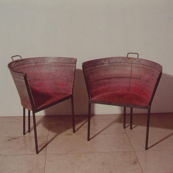 Dieter & Fedor Zimmermann –Möbelsubjekte